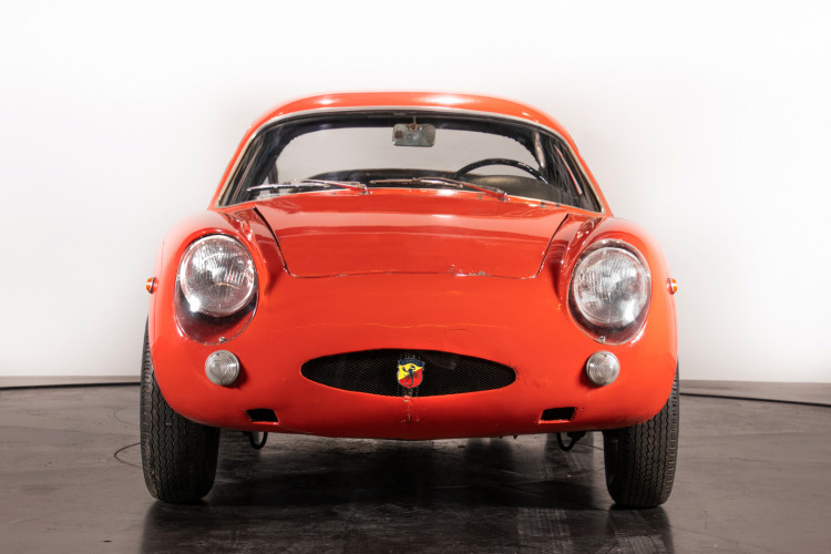 1960 Fiat Abarth 750 Bialbero record Monza 7