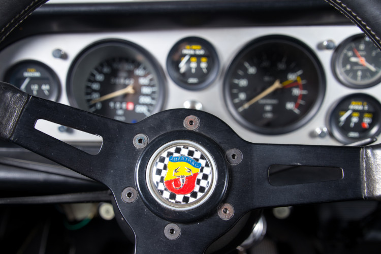 1973 Fiat 124 sport rally Abarth 15