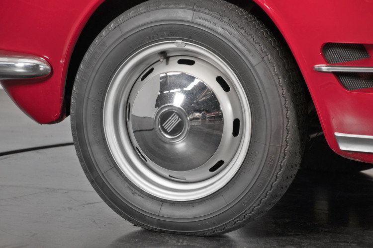 1963 Fiat 2300 S coupè 8