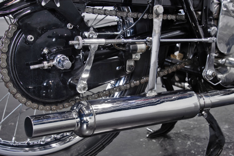 1946 Gilera Saturno 500 S 17