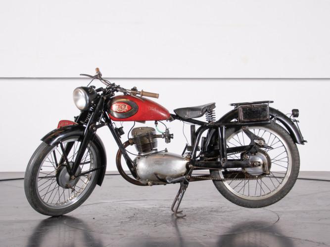 1951 Gilera 125 6