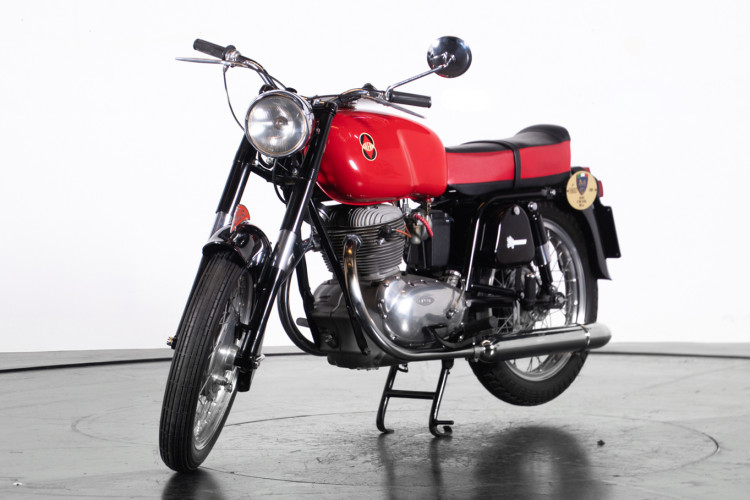 1965 GILERA B 300 EXTRA  8