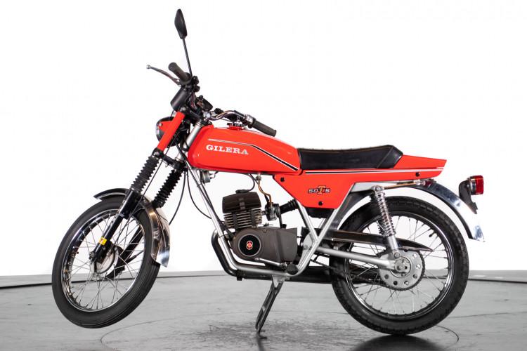 1982 GILERA TS 50 8