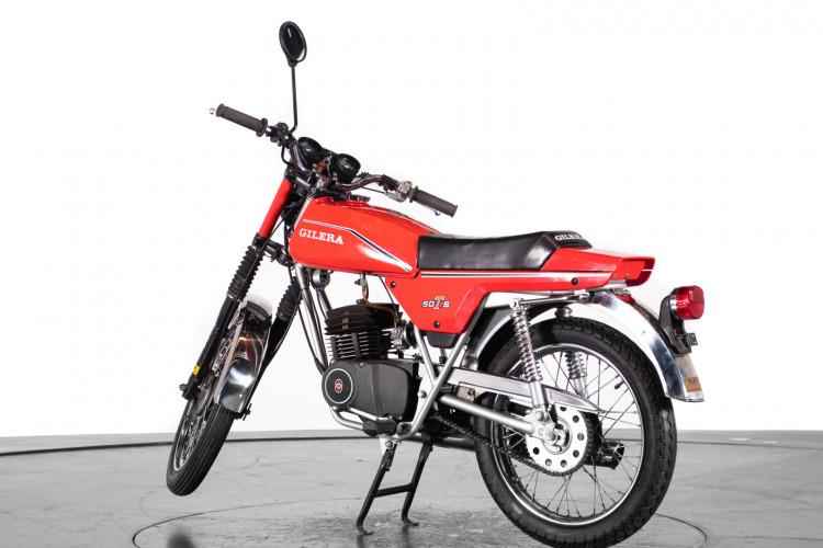 1982 GILERA TS 50 9