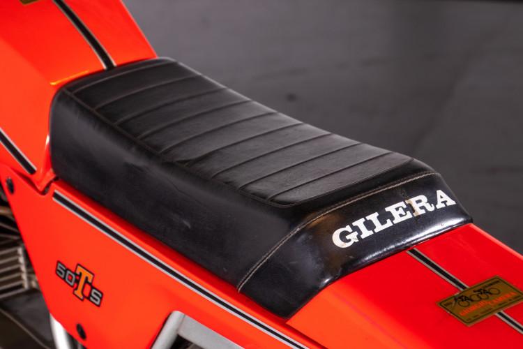1982 GILERA TS 50 11