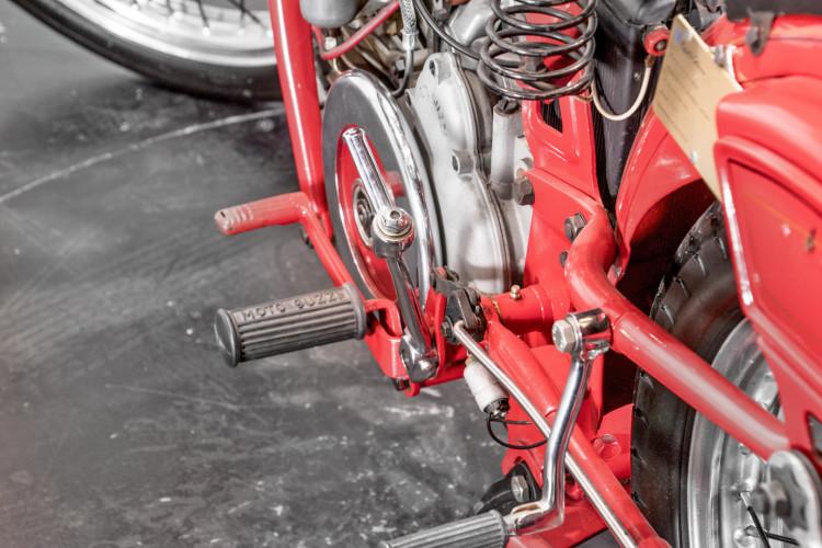 1954 Moto Guzzi Airone Sport 250 10
