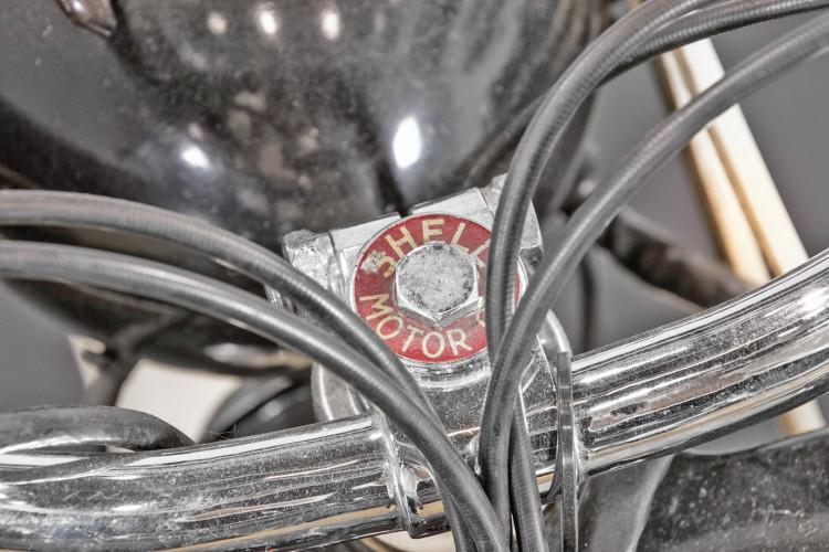 1951 Moto Guzzi Galletto 160 14