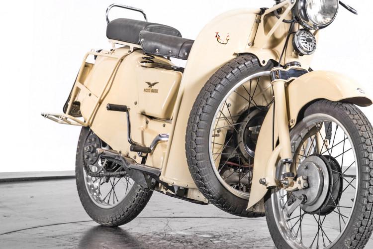 1951 Moto Guzzi Galletto 3