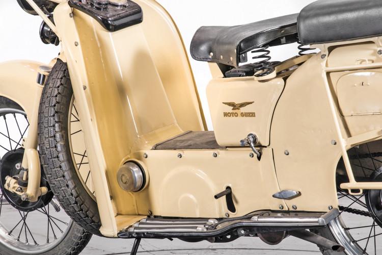 1951 Moto Guzzi Galletto 160 8
