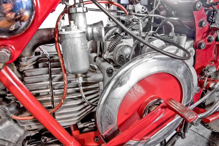 1960 Moto Guzzi GTV 500 16
