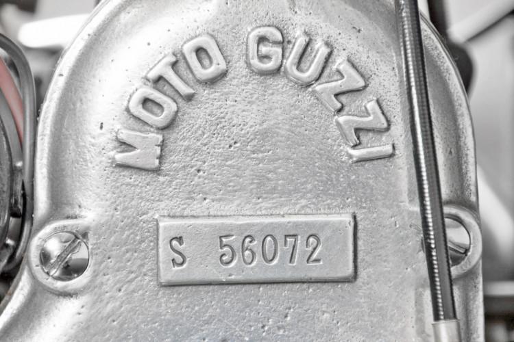 1951 Moto Guzzi 500 12