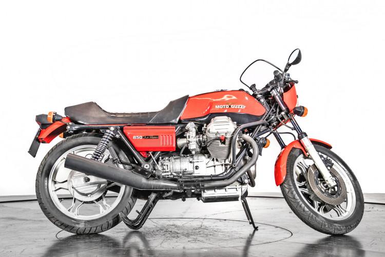 1977 Moto Guzzi Le Mans VE 850 4