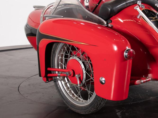 1975 Moto Guzzi 500 FS Sidecar 9