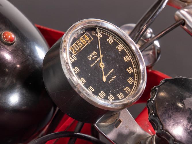 1975 Moto Guzzi 500 FS Sidecar 36