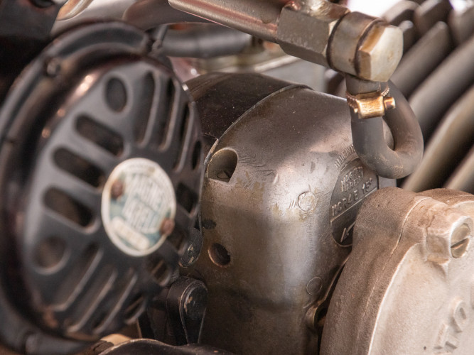 1975 Moto Guzzi 500 FS Sidecar 41