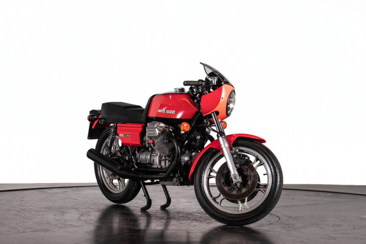1978 MOTO GUZZI 850 LE MANS 3
