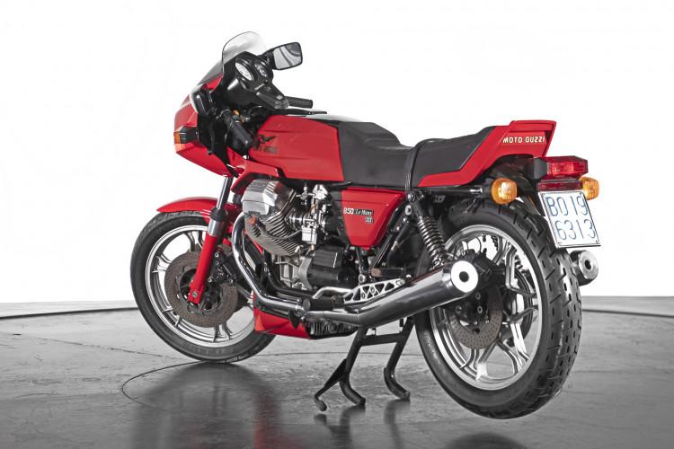 1983 MOTO GUZZI VF LE MANS III 8