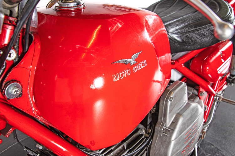 1978 MOTO GUZZI 500 NF 15
