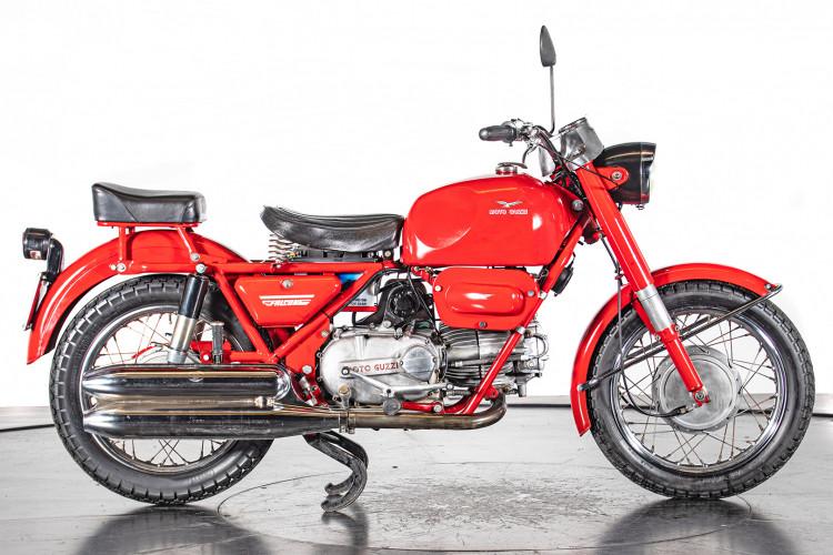 1978 MOTO GUZZI 500 NF 3