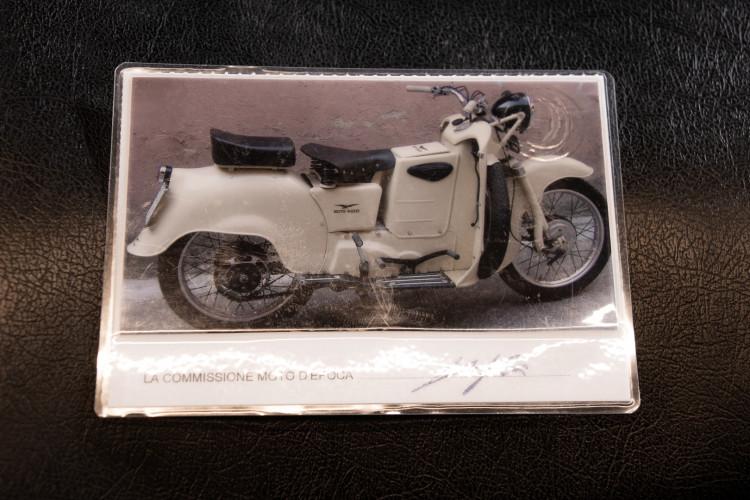 1954 moto guzzi galletto 175 11