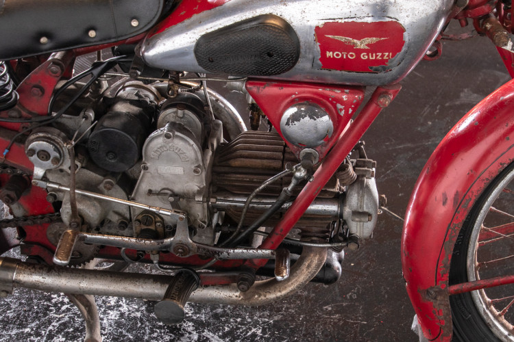 1947 MOTO GUZZI GTV 13