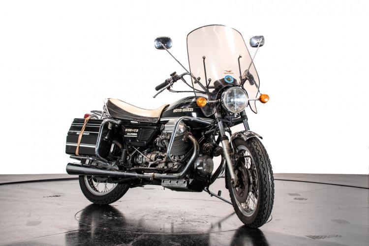 1978 Moto Guzzi 850 VD 73 4