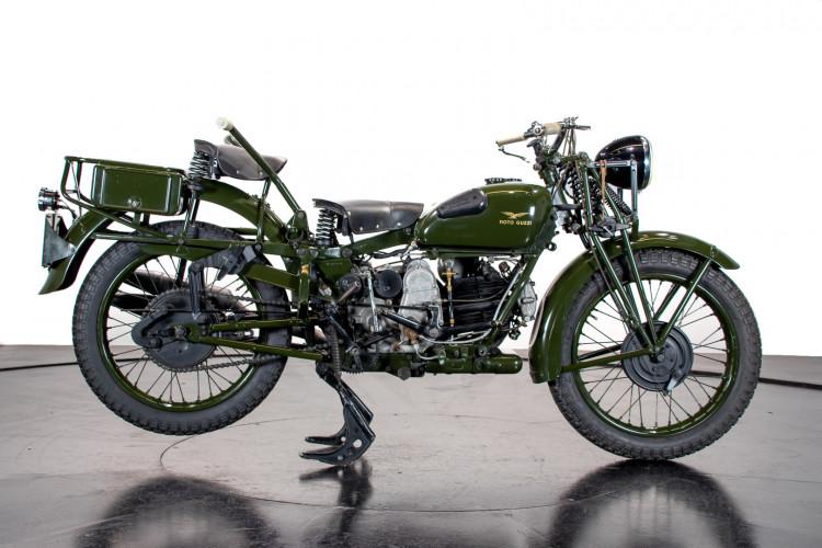 1977 Moto Guzzi 500 Super Alce 4