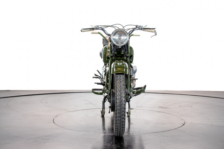 1977 Moto Guzzi 500 Super Alce 7