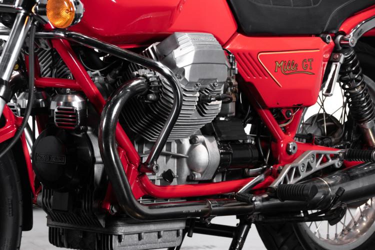 1991 Moto Guzzi GT 1000 5