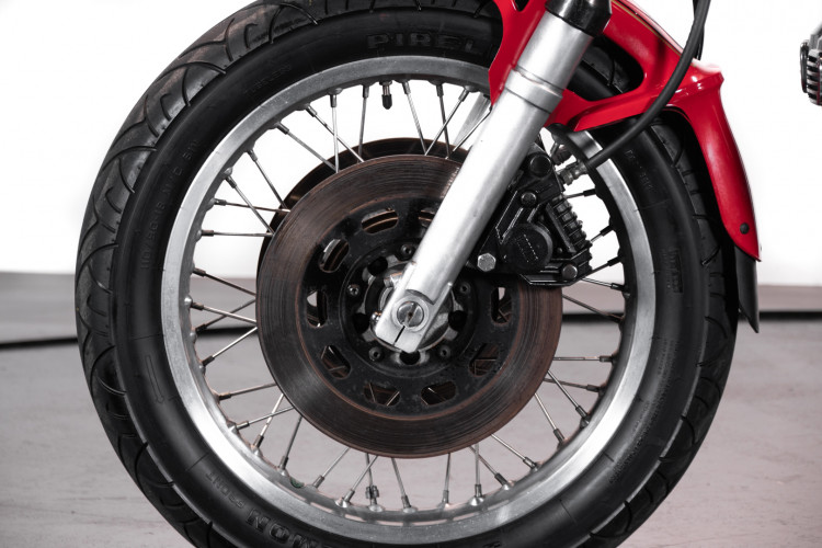1991 Moto Guzzi GT 1000 8