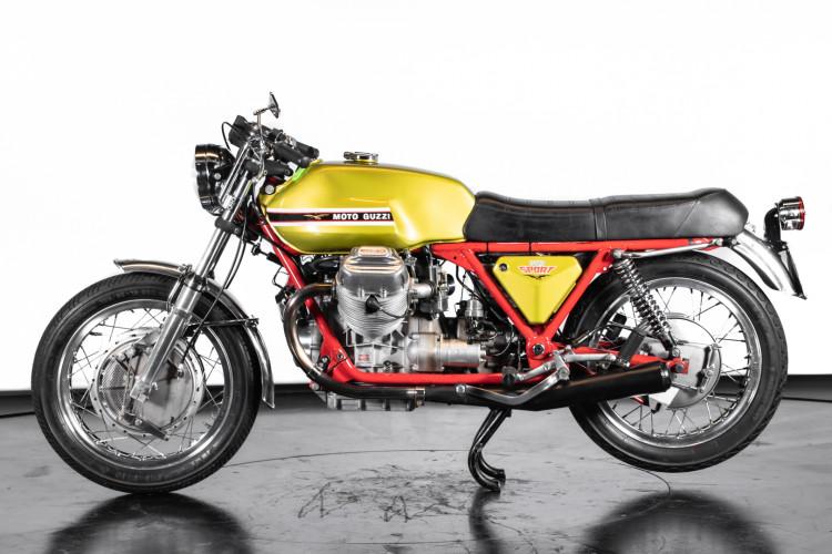 1972 Moto Guzzi V7 Sport Telaio Rosso 0