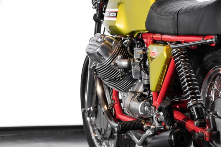 1972 Moto Guzzi V7 Sport Telaio Rosso 11