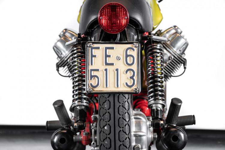1972 Moto Guzzi V7 Sport Telaio Rosso 12