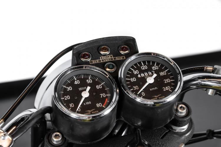 1972 Moto Guzzi V7 Sport Telaio Rosso 19