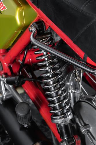 1972 Moto Guzzi V7 Sport Telaio Rosso 22