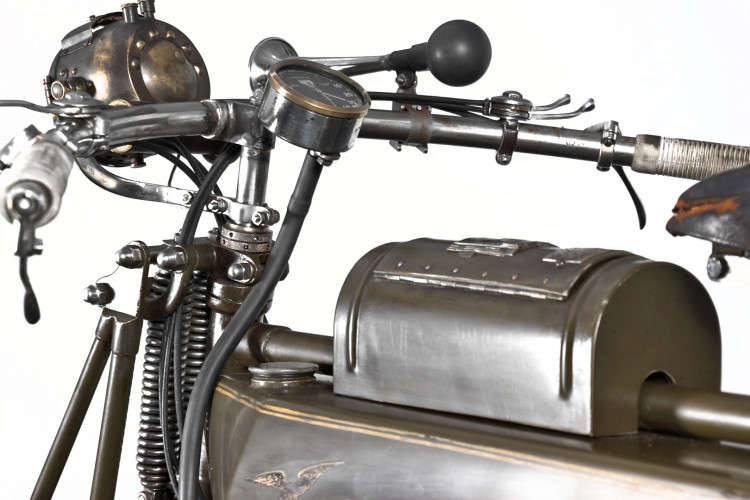 1924 Moto Guzzi 500 Normale 17