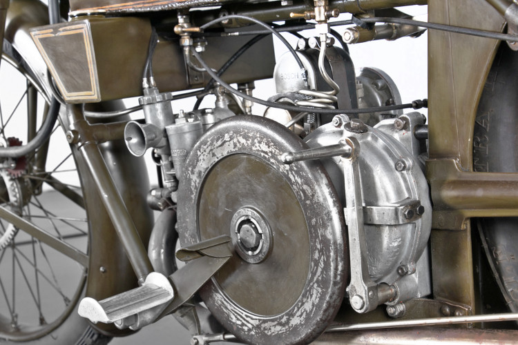 1924 Moto Guzzi 500 Normale 16