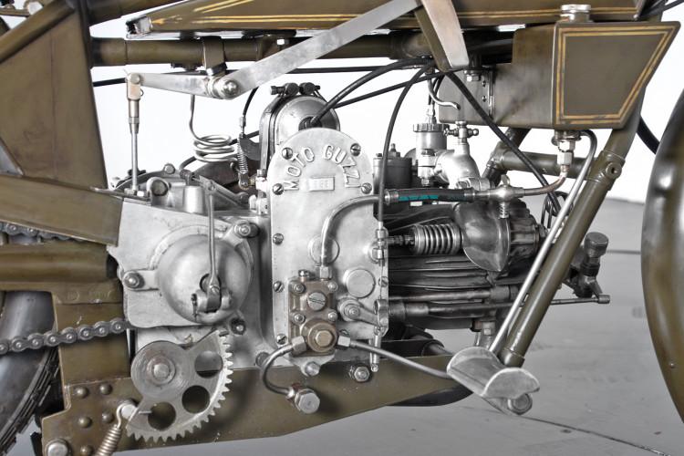 1924 Moto Guzzi 500 Normale 19