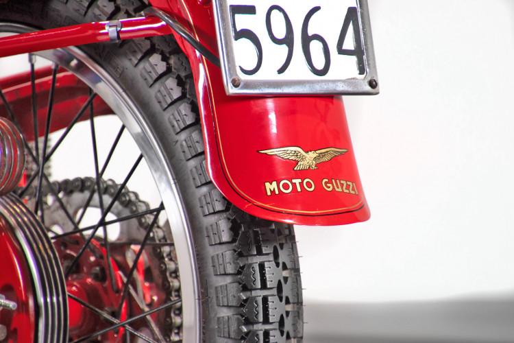 1950 Moto Guzzi 250 18