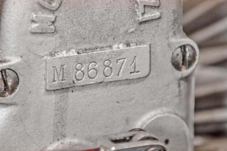 1950 Moto Guzzi 250 19