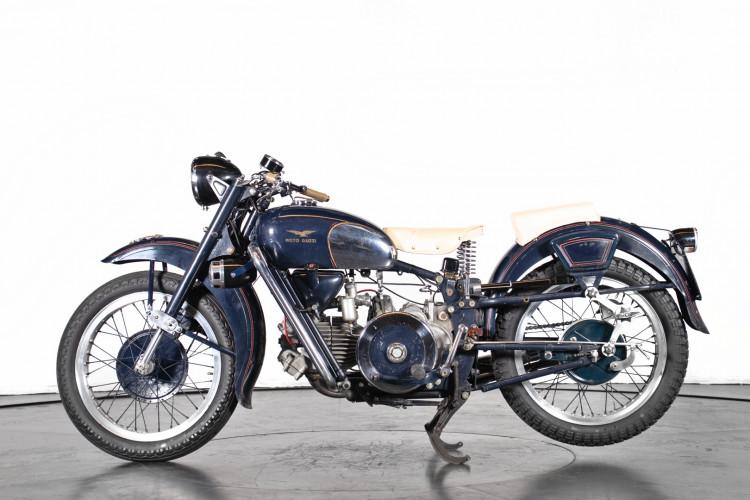 1961 Moto Guzzi 500 FS 0