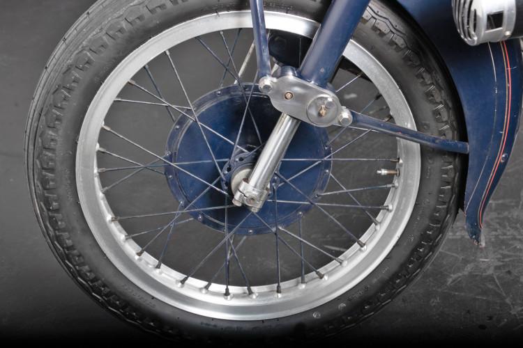 1961 Moto Guzzi 500 FS 8