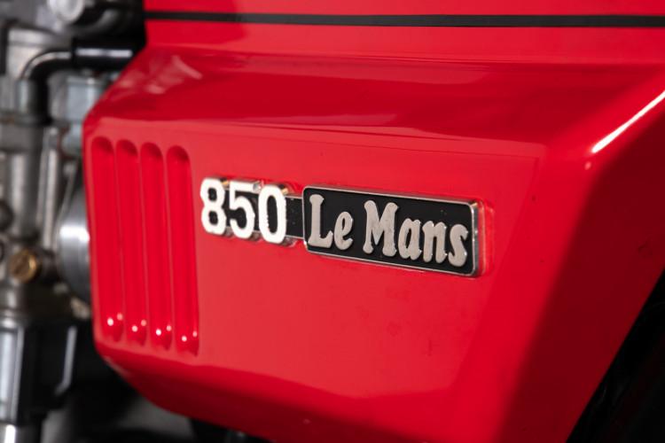 1977 Moto Guzzi 850 Le Mans 9