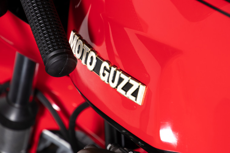 1977 Moto Guzzi 850 Le Mans 8