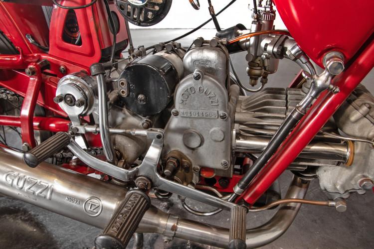 1976 Moto Guzzi Airone 250 12