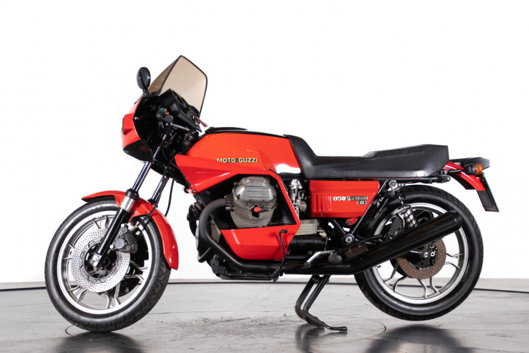 1979 Moto Guzzi SEIMM 850 Le Mans II 0