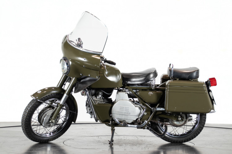 1982 Moto Guzzi Nuovo Falcone 500 0