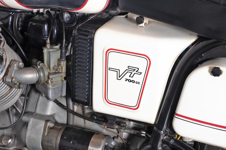 1969 Moto Guzzi V7 pre serie 14