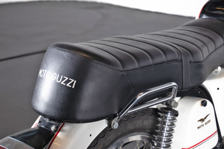 1969 Moto Guzzi V7 pre serie 7