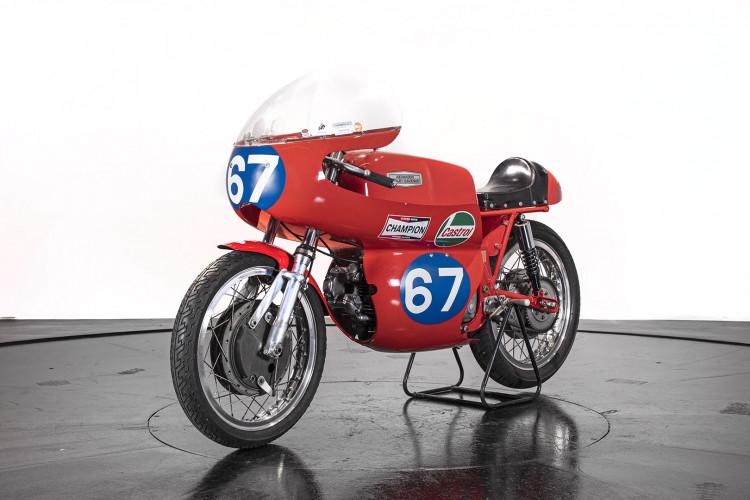 1969 Aermacchi Harley-Davidson 350 Ala d'oro 5